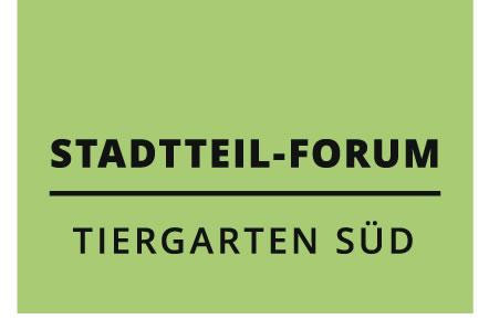 Logo Stadtteil-Forum Tiergarten Süd